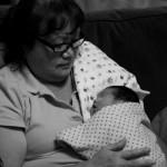 Olivia and Grandma